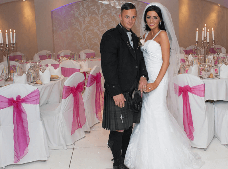 Weddings at The Castle Rooms in Uddingston