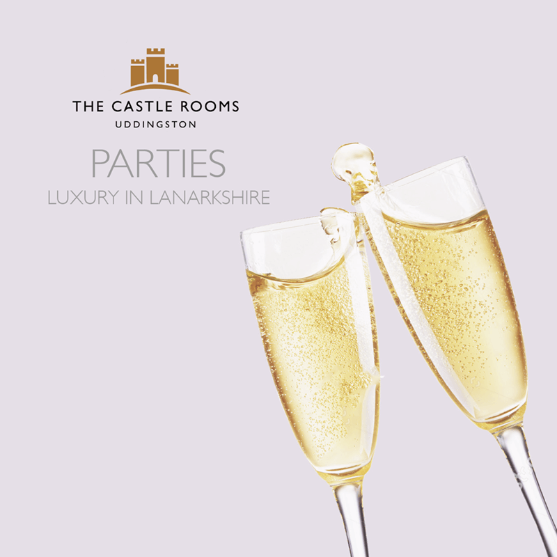 parties and celebrations at the castle rooms in uddingston
