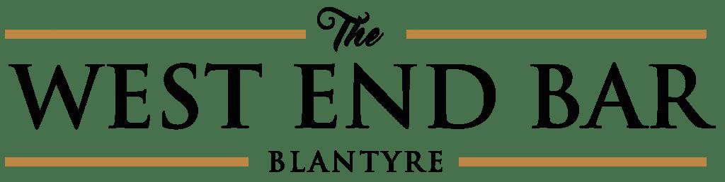 West End Bar in Blantyre