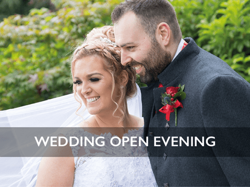 Castle Rooms in Uddingston - Wedding Open Evening