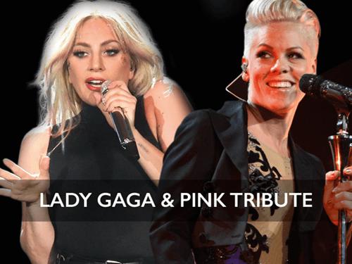 Lady Gaga & Pink
