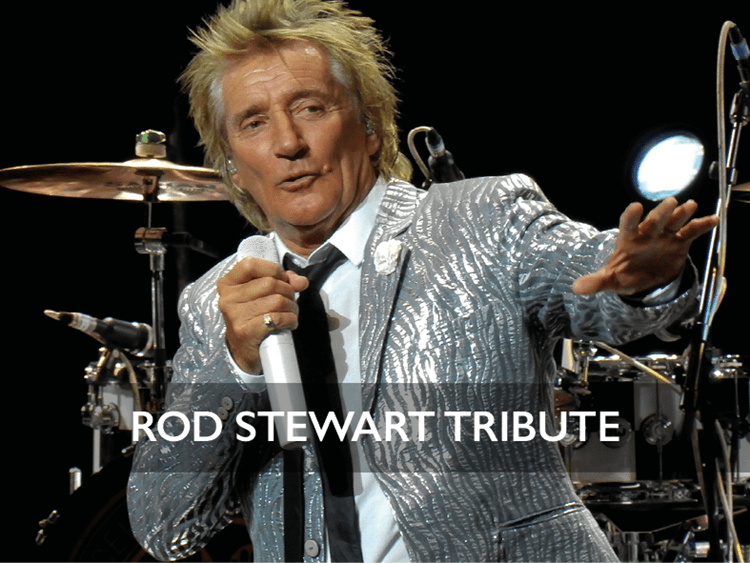 Rod Stewart Tribute Night at The Castle Rooms in Uddingston
