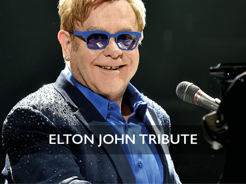 Elton John Tribute Night