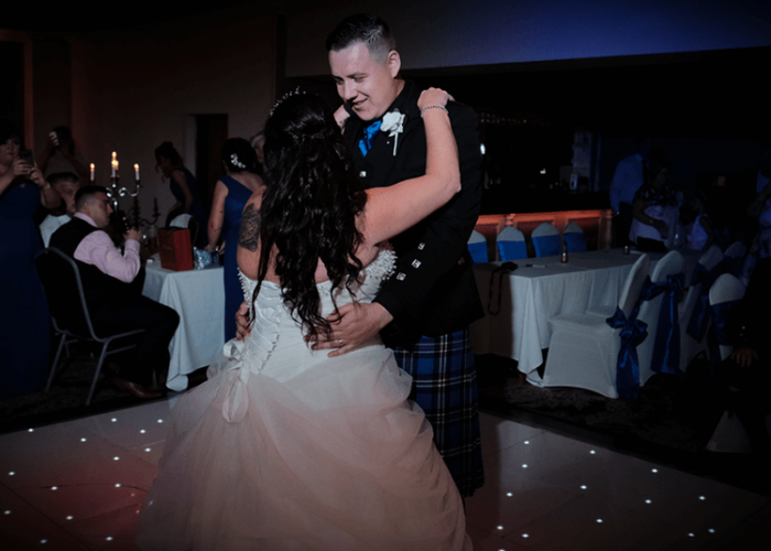 Castle Rooms Wedding Venue Uddingston Lanarkshire