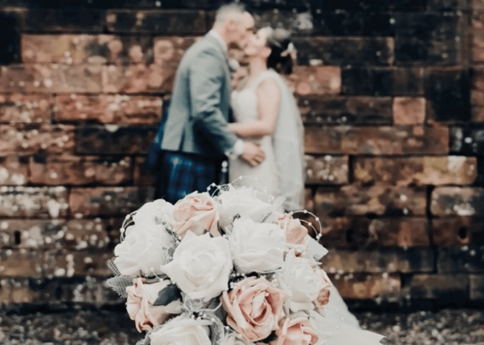 Castle Rooms Lanarkshire Uddingston Wedding